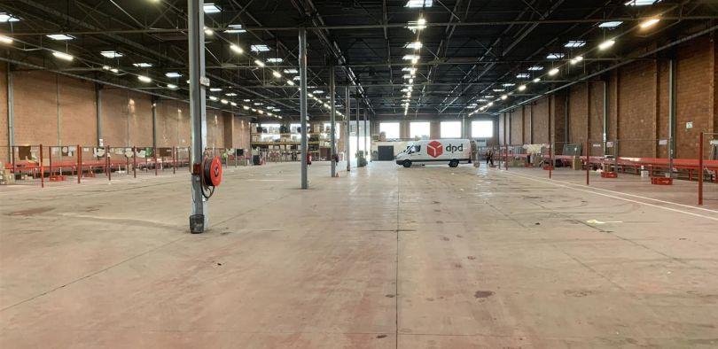 Industrial & Logistics to let Mechelen
