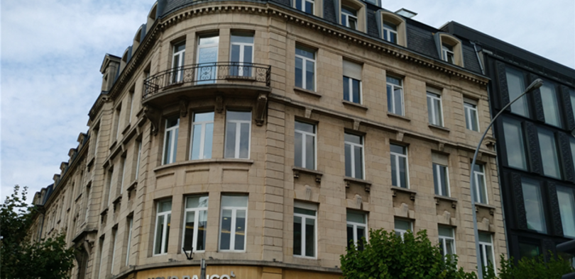 Office to let Luxembourg