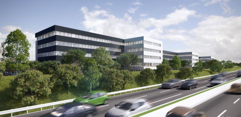 Office to let Mont-Saint-Guibert