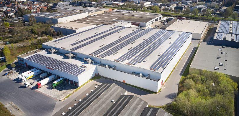 Industriel & Logistique à louer à Aalst