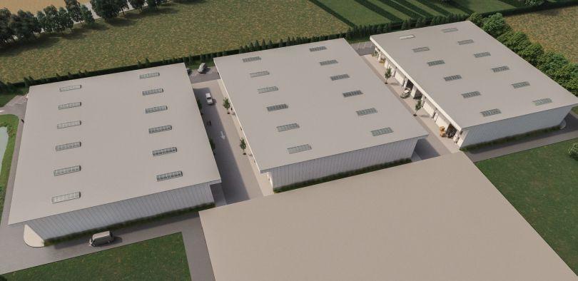 Industriel & Logistique à vendre à Lubbeek