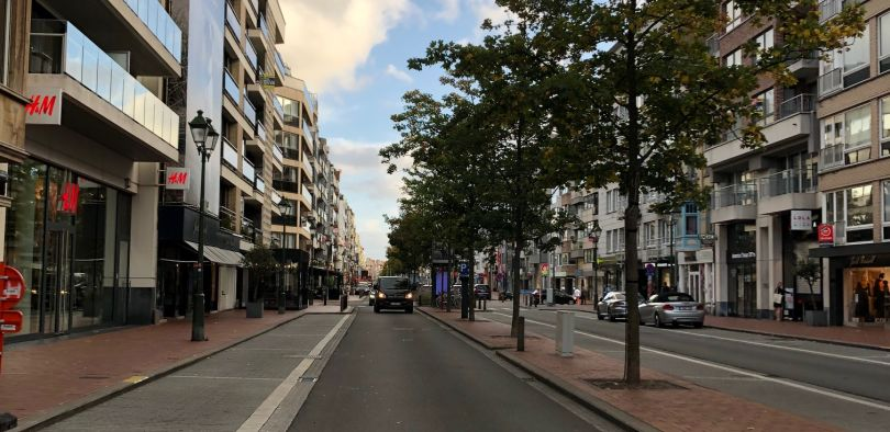 Commerce à louer à Knokke-Heist