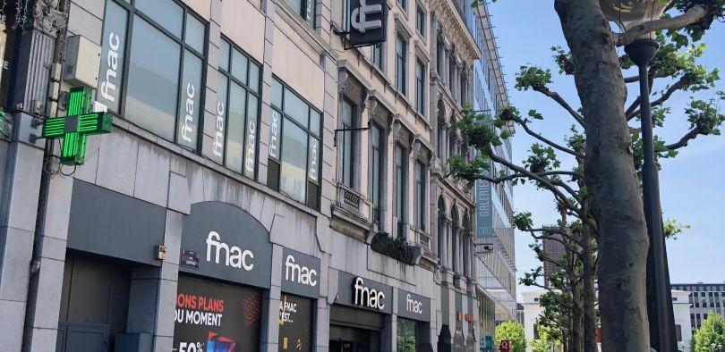 Retail to let Liège
