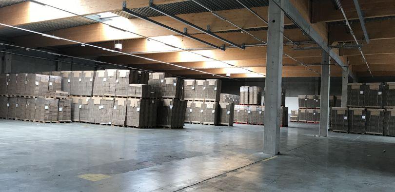 Industrie & Logistiek te huur Ath