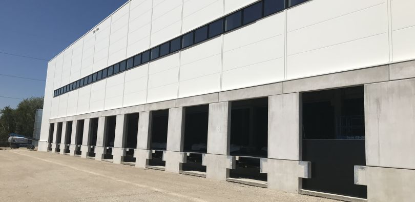 Industrial & Logistics to let Genk