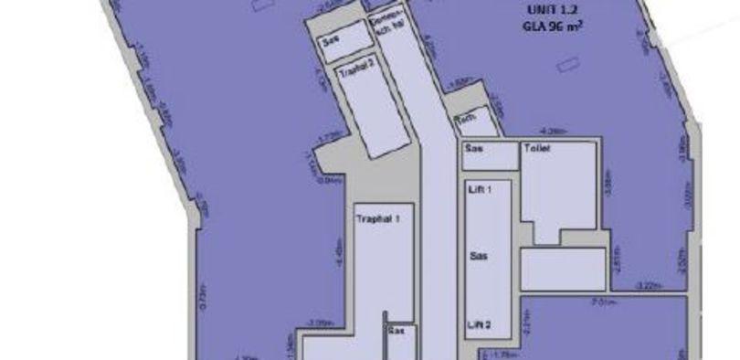 Kantoor te koop Molenbeek