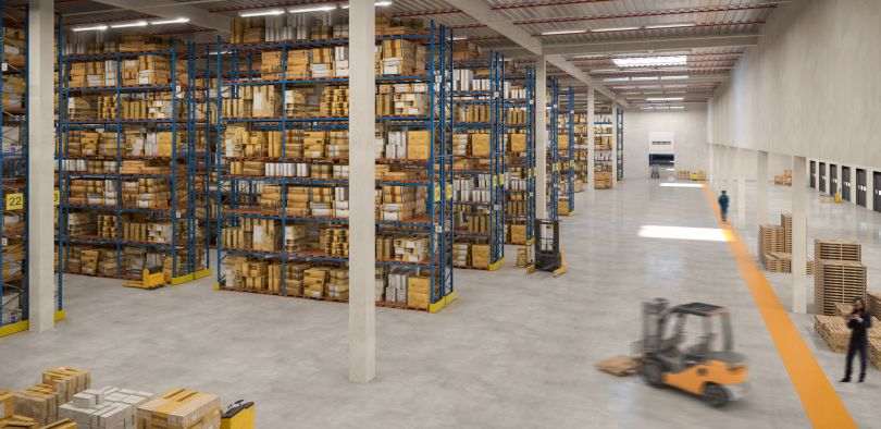 Industrial & Logistics to let Genk