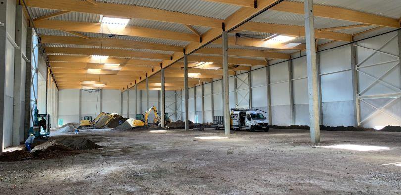 Industrial & Logistics to let Ham
