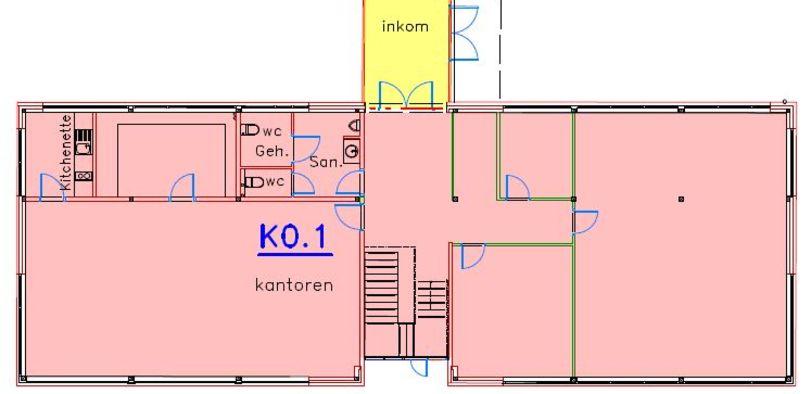 Office for sale Bornem