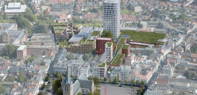Bureau à louer à Turnhout