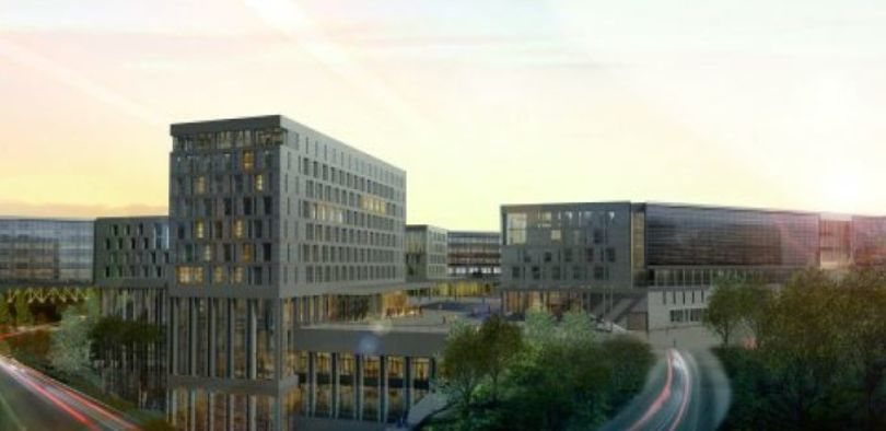 Kantoor te huur Ottignies-Louvain-La-Neuve