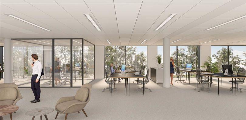 Office to let Lokeren