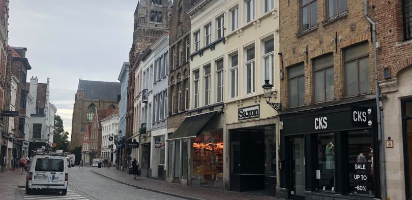 Retail to let Sint-Andries
