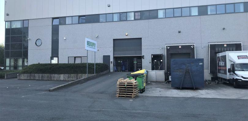 Industrial & Logistics to let Nivelles