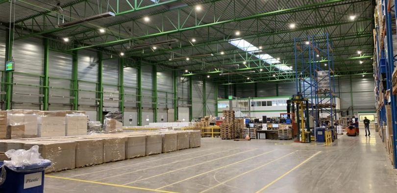 Industrie & Logistiek te huur Lommel