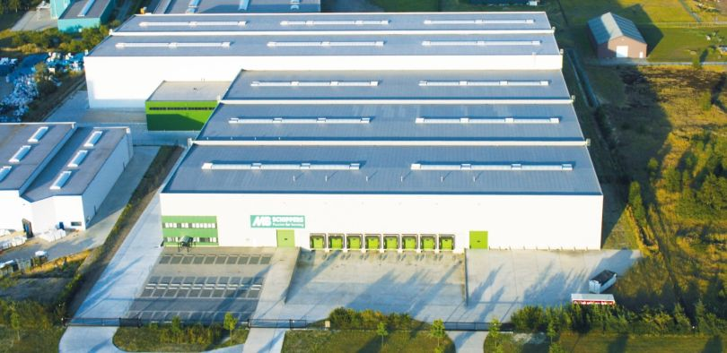 Industrial & Logistics to let Lommel