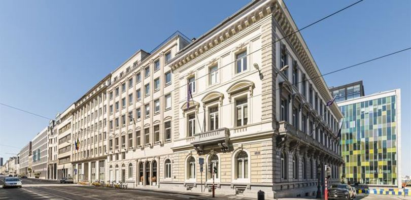 Retail to let Brussels