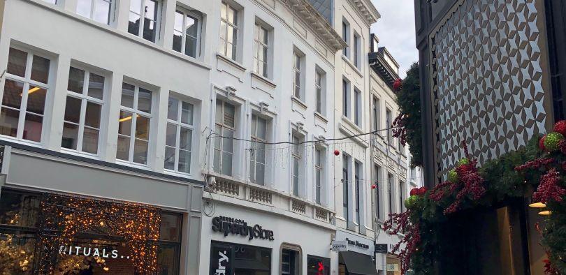 Winkel te huur Antwerpen