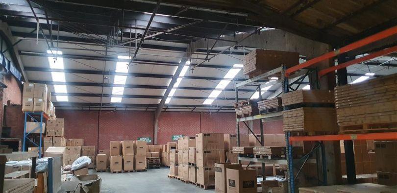 Industrie & Logistiek te huur Damme