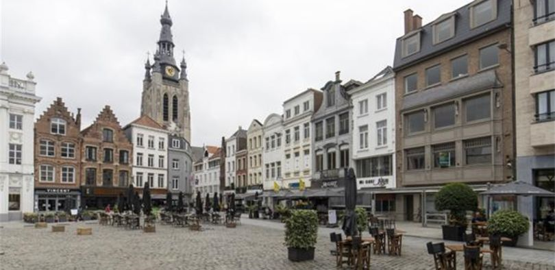 Winkel te koop Kortrijk