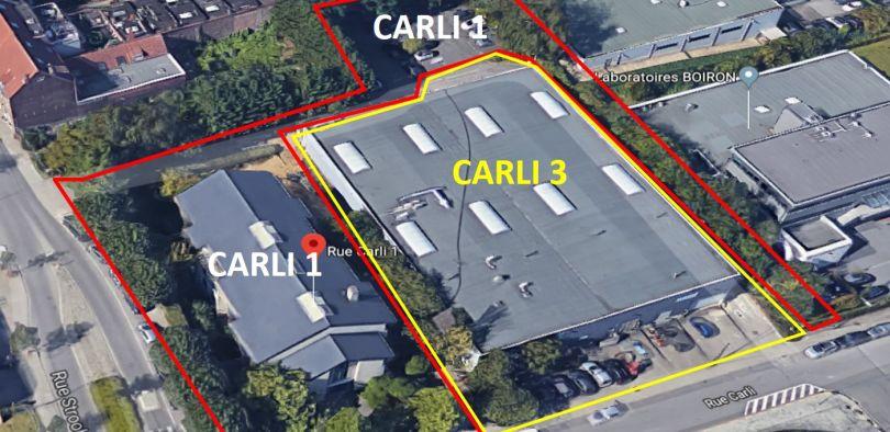 Industriel & Logistique à vendre à Evere
