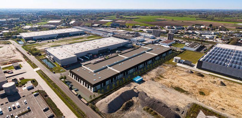 Industrial & Logistics to let Bornem