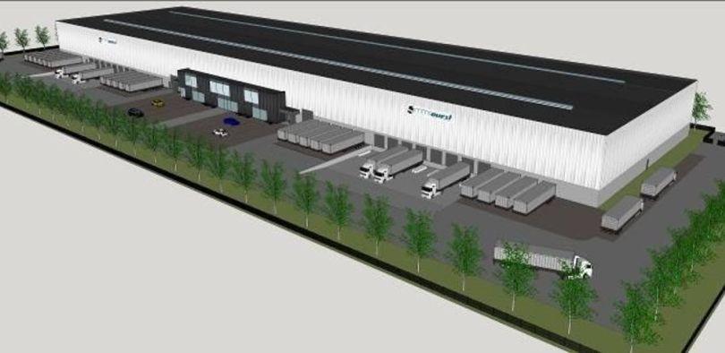 Industrial & Logistics to let Ghislenghien