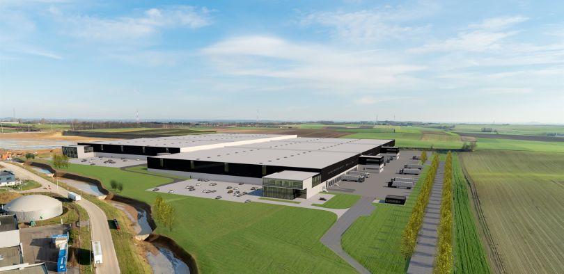 Industrial & Logistics to let Tongeren