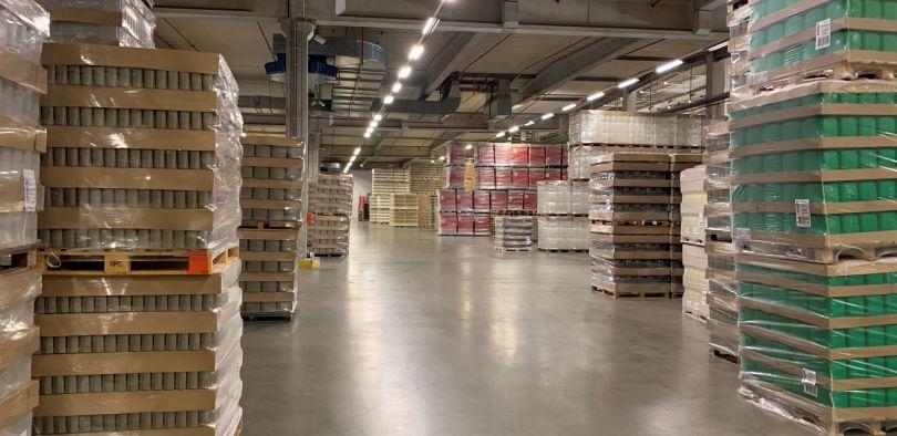 Industrial & Logistics to let Stekene