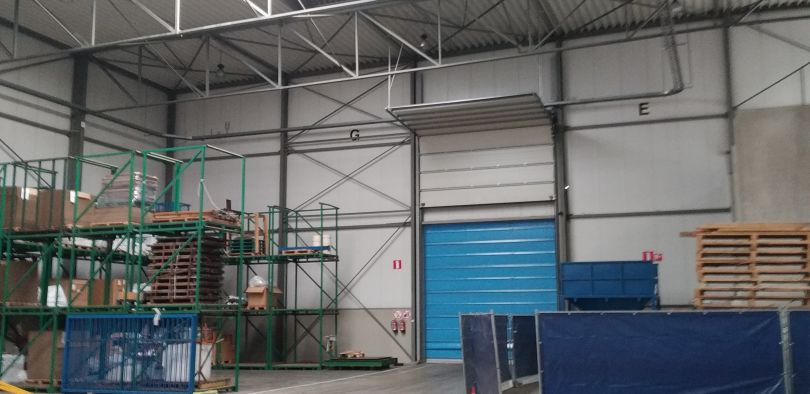 Industrial & Logistics to let Kallo