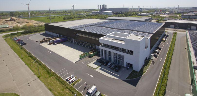 Industriel & Logistique à louer à Brugge