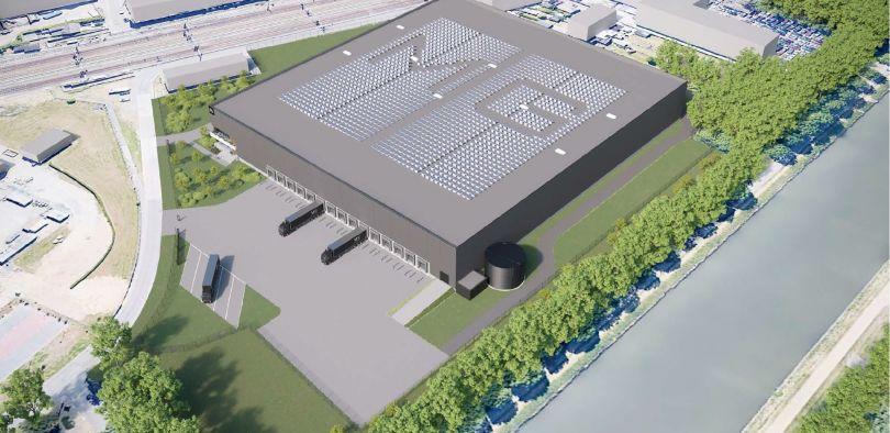 Industrial & Logistics to let Sint-Pieters-Leeuw