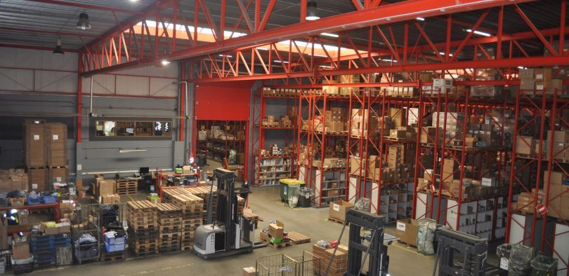 Industrial & Logistics for sale Roeselare