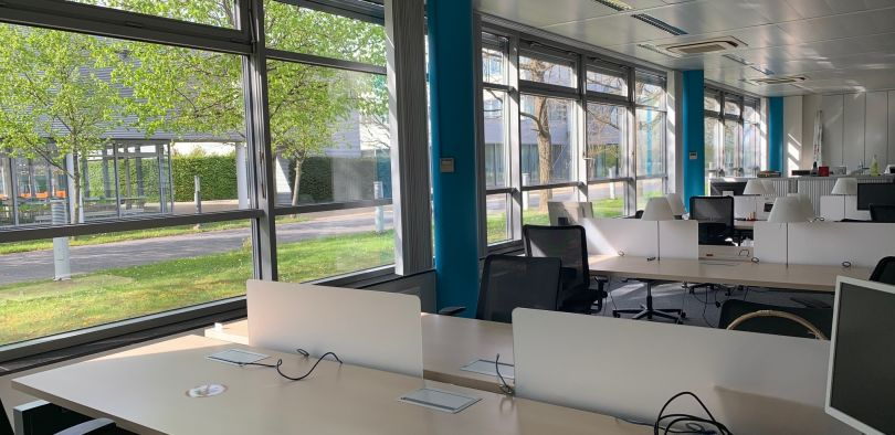 Office to let Huizingen