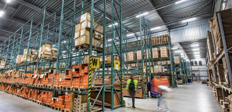 Industriel & Logistique à louer à Schelle