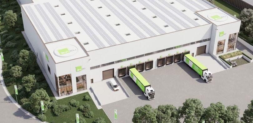 Industrial & Logistics to let Milmort