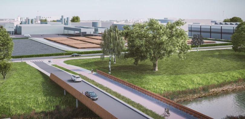 Industriel & Logistique à vendre à Anvers