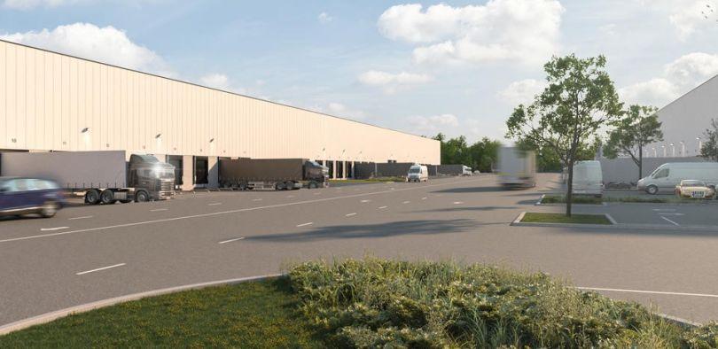 Industriel & Logistique à louer à Hermalle-Sous-Argenteau