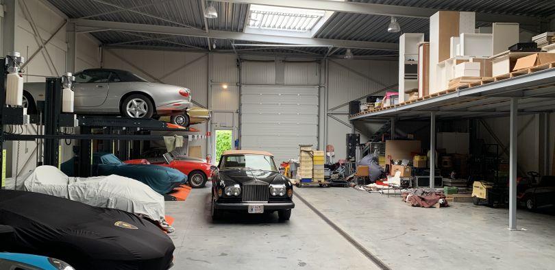 Industrial & Logistics to let Wijnegem