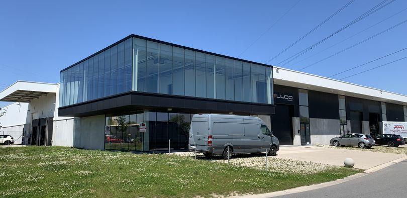 Industrie & Logistiek te huur Grimbergen