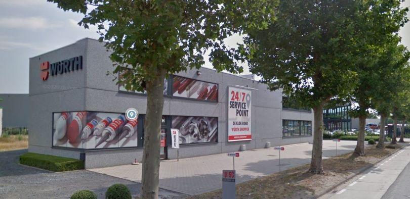 Commerce à louer à Lokeren