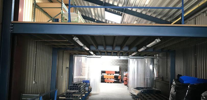 Industriel & Logistique à louer à Drogenbos
