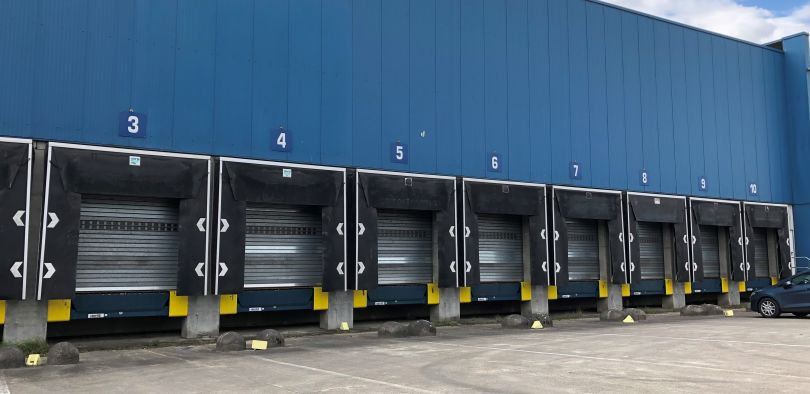Industriel & Logistique à louer à Genk