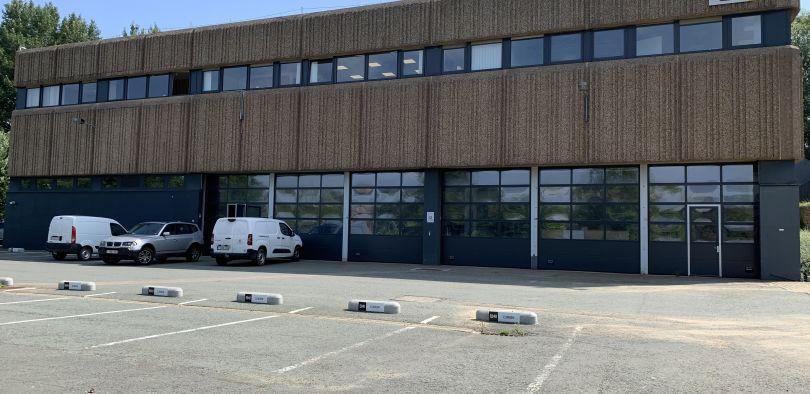 Industriel & Logistique à louer à Mont-Saint-Guibert