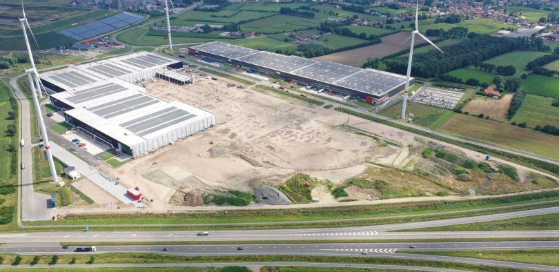 Industrial & Logistics to let Evergem