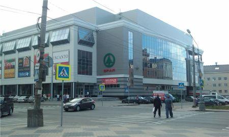Европарк - Торговая недвижимость, Аренда 2