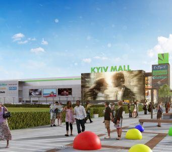 Киев Молл - Торговая недвижимость, Аренда 1