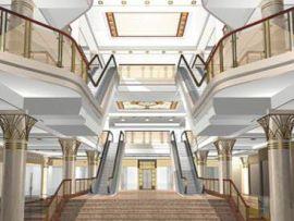 Толстой Сквер - Офисная недвижимость, Аренда 1