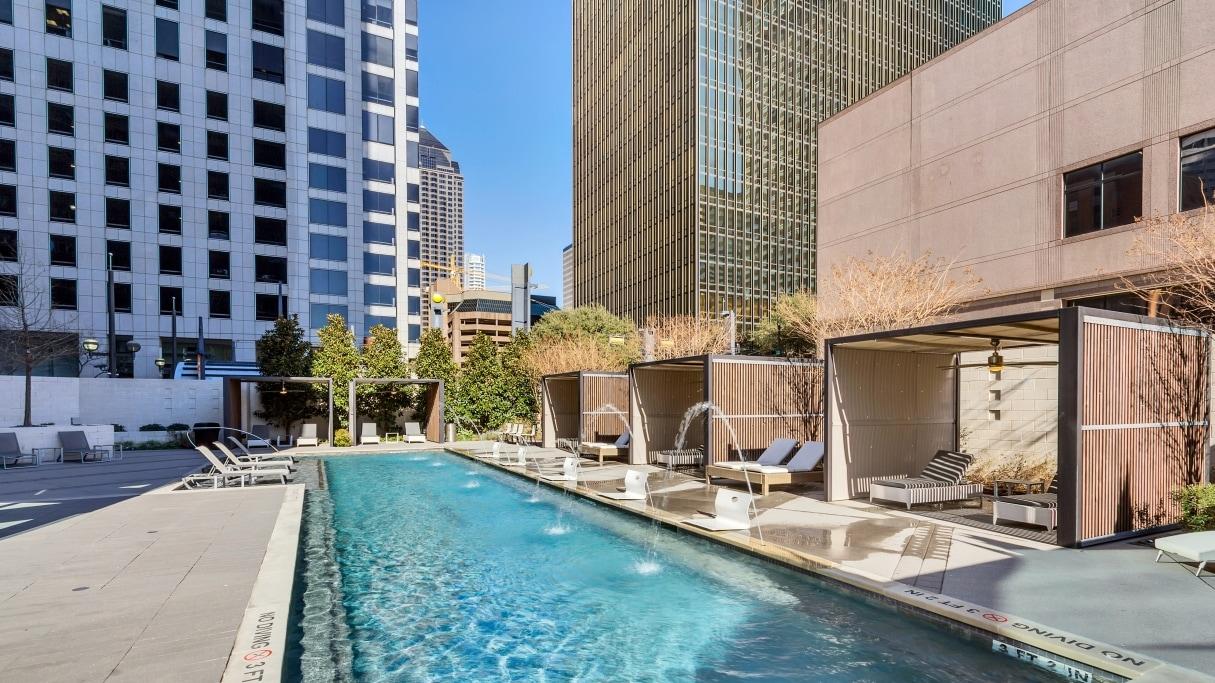 One Dallas Center   Property For Sale   Dallas   JLL