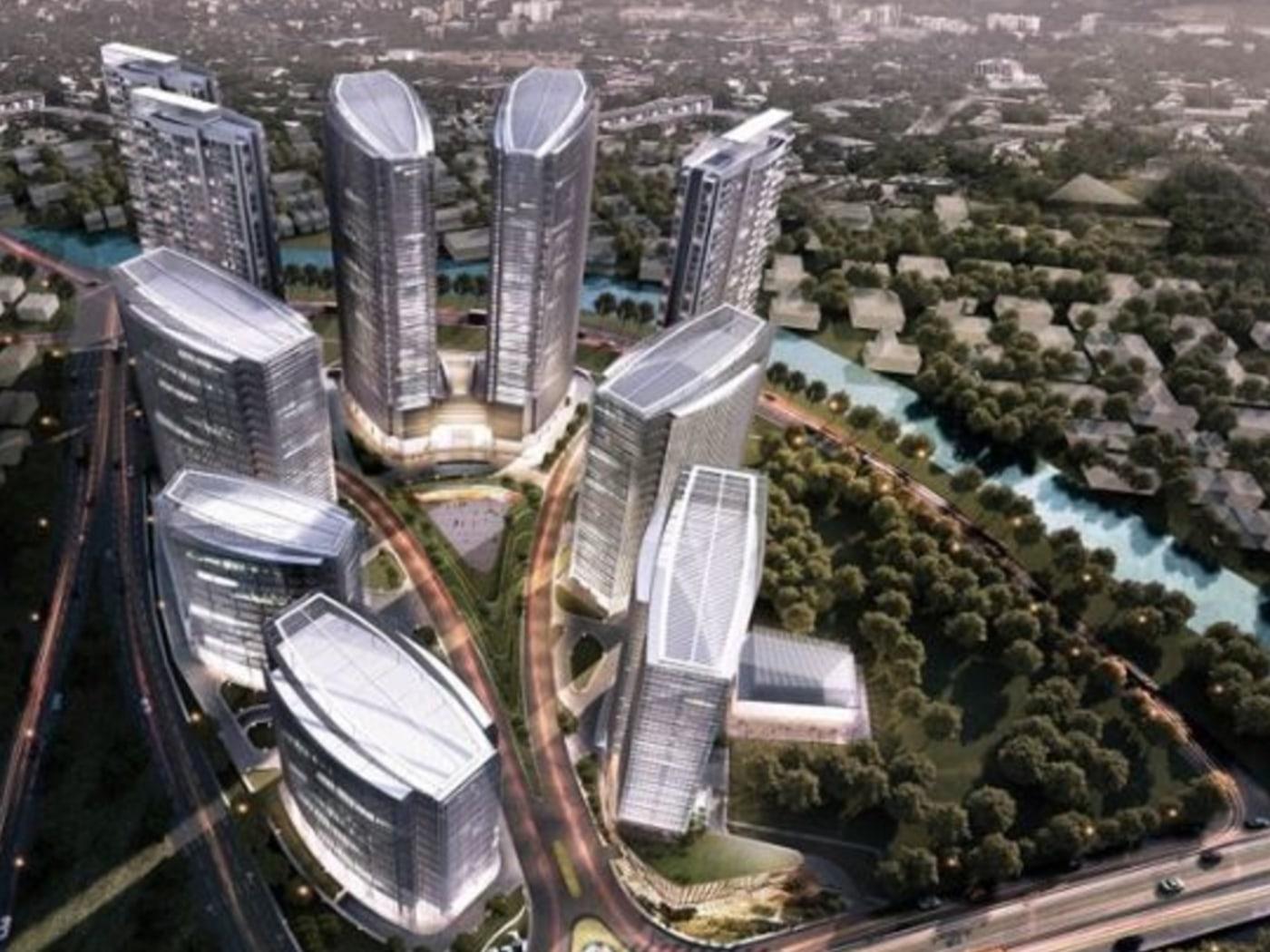 Propan Tower Ciputra International Tower 2 Property For Sale Jakarta Barat Jll